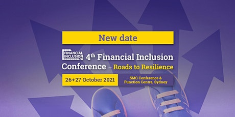 4th Financial Inclusion Conference – Roads to Resilience tickets