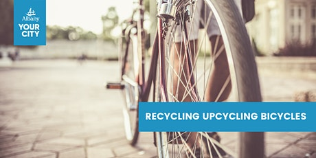 Recycling, Upcycling Bicycle Workshop tickets
