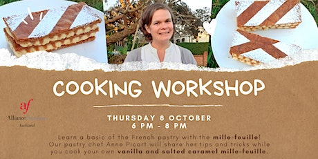 Cooking workshop - Mille-feuille tickets