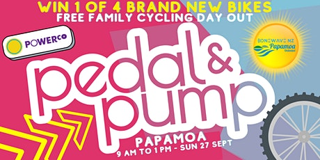 Powerco Pedal & Pump Papamoa tickets