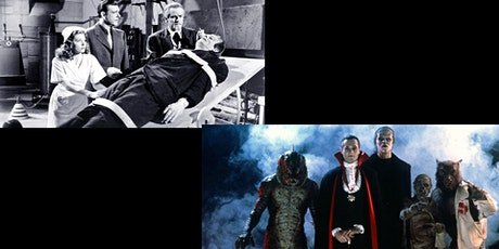 Outdoor Double Feature: House of Frankenstein + Monster Squad tickets