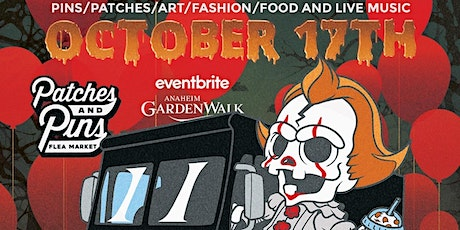 "Patches & Pins Fright Market ""Donniewise's Circus"" tickets"