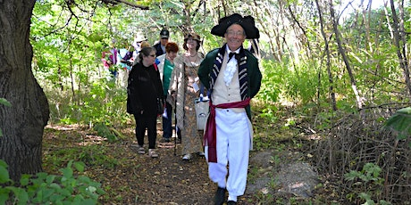 Lieutenant Governor Simcoe Walk (Afternoon Session) tickets
