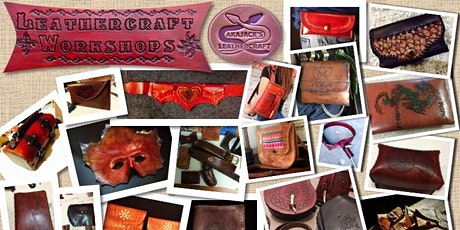 Leather Craft Workshop in the Alice tickets