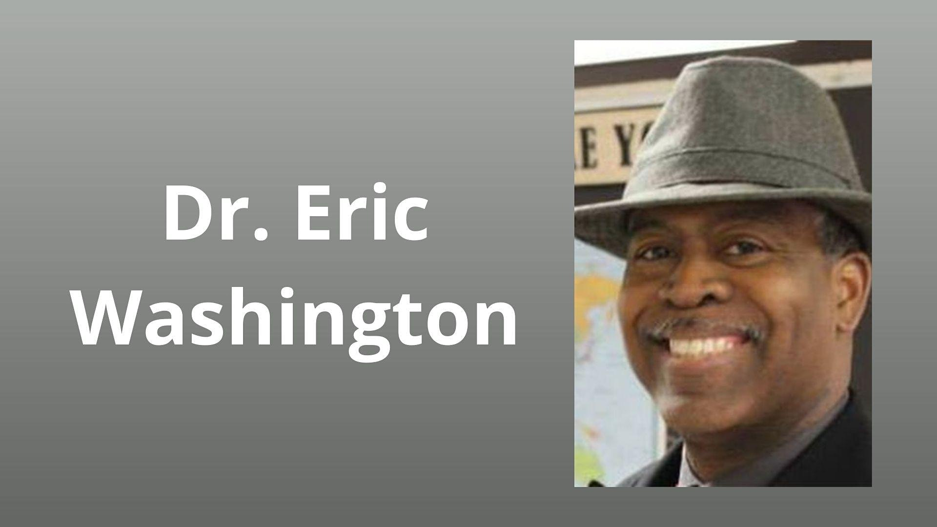 """""""Whitefield as Footnote: Revivals and the First Age of African American Emancipation"""" Guest lecturer: Dr. Eric Washington."""