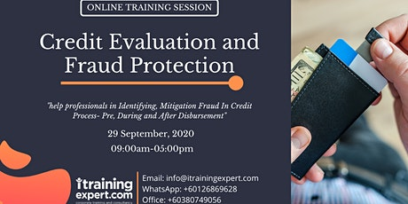 Credit Evaluation and Fraud Protection tickets