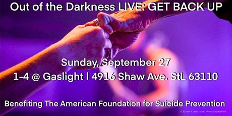 Out of the Darkness Live: Benefiting the AFSP tickets