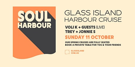 Glass Island pres. Soul Harbour - Sunset Cruise - Sun 11th October tickets