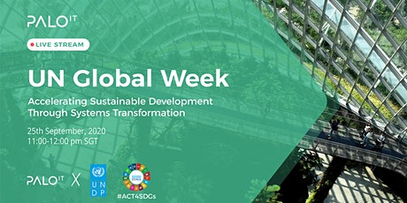 UN Global Week To #ACT4SDGs tickets
