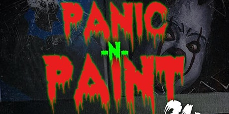 Panic -N- Paint tickets
