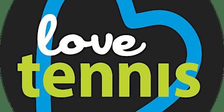 Love Tennis - Waimairi Tennis Club Open Days tickets