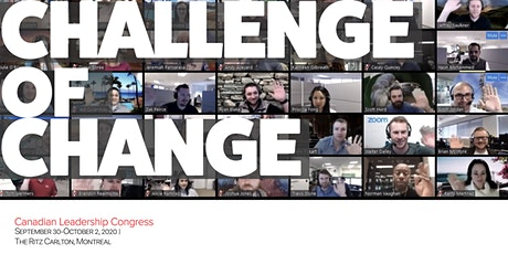 The Challenge of Change tickets