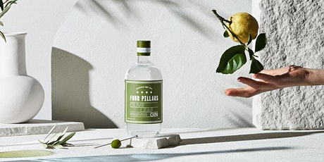 Virtual Olive Leaf Gin Class with Cam Mackenzie, live from the Distillery! tickets