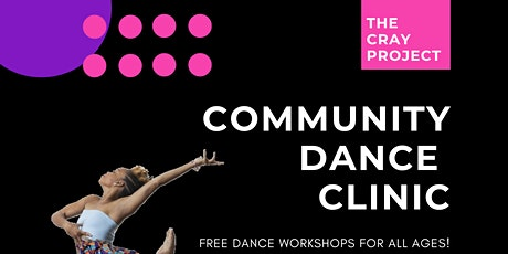Community Dance Clinic tickets
