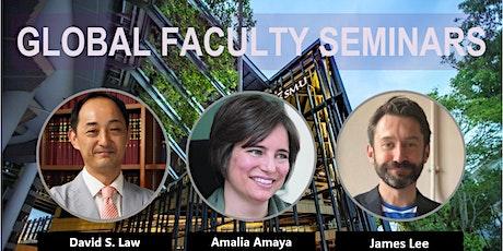 Global Faculty Seminar tickets