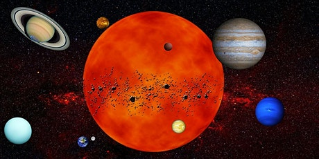 Create Your Own Planet @ Westbury Library tickets