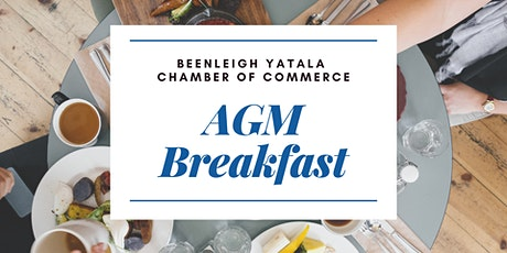 BYCC AGM tickets
