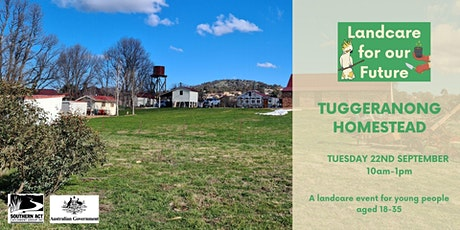 Landcare for our Future- Tuggeranong Homestead tickets
