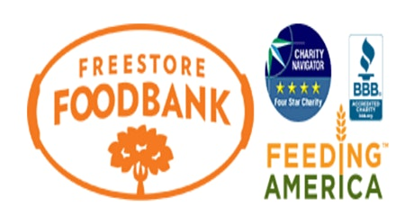 FreeStore FoodBank Matching Donation Campaign tickets
