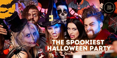 The Spookiest Halloween Party—The Battle of the DJs! tickets