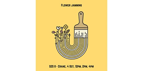 Flower Jamming with Beverly's Blooms - A Seed to Soul Workshop tickets