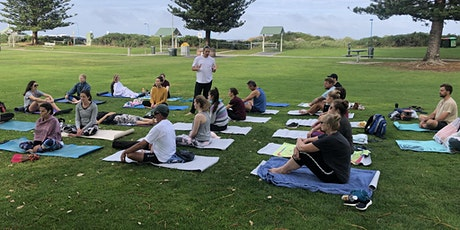Free Community Meditation and Sound Healing by the Sea tickets