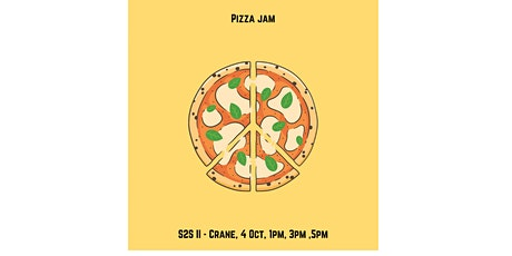 Pizza Jam! - A Seed to Soul Workshop tickets