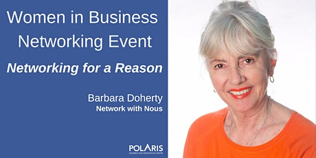 Small Business Month  - Women in Business Networking for a reason Event! tickets