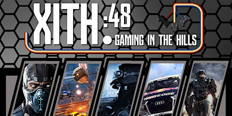 XitH48: Xbox, PC and PS4 LAN gaming event tickets