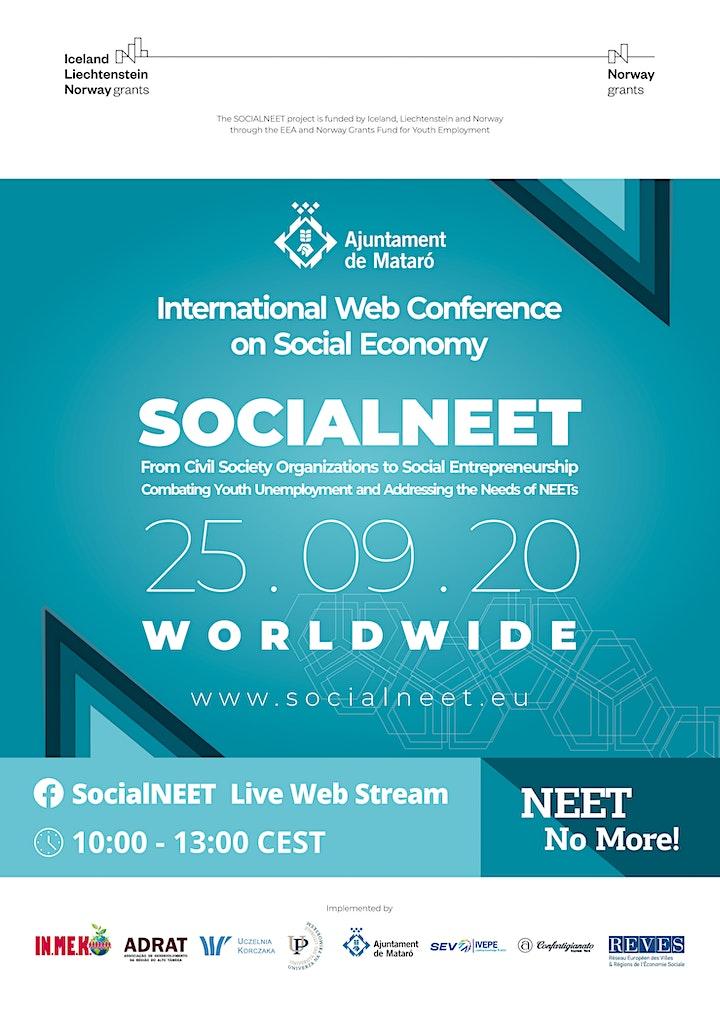 International Web Conference on Social Economy image