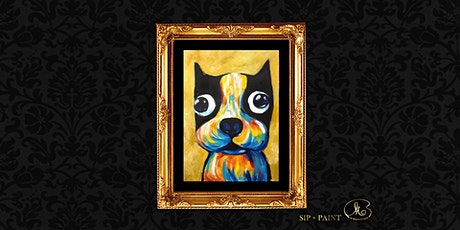 Sip and Paint : Silly Dog (Sunday) tickets
