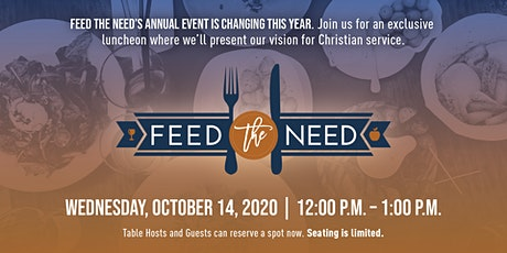 Feed the Need 2020 tickets