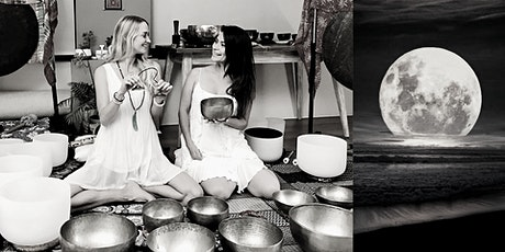 GLOBAL Full Moon Sound Healing (online) tickets