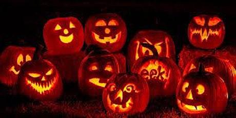 The Halloween Social Distancing Kick Back tickets