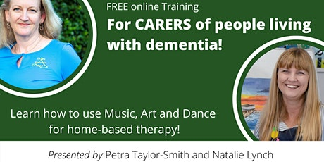 Dementia and the Arts – FREE Training for Carers tickets
