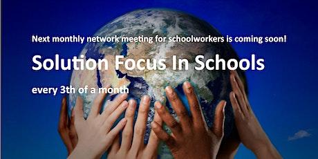 October's Network Meeting Solution Focus In Schools tickets