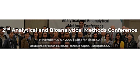 2nd Analytical and Bioanalytical Methods Conference tickets