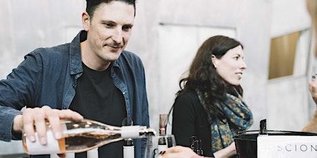 Wine Tastings at Scion - Sept & Oct 2020 tickets
