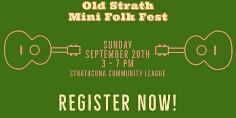 Old Strath Mini Folk Fest by SCCL tickets