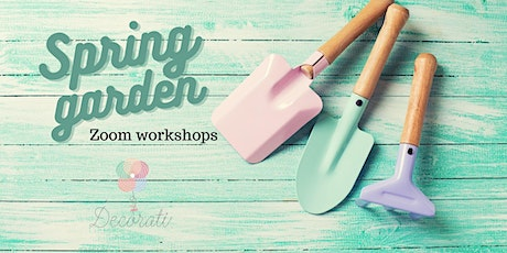 Kids cooking workshop tickets