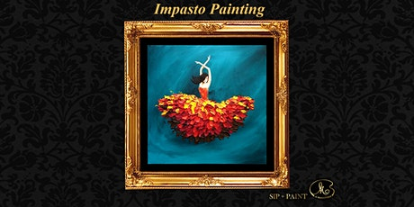Palette Knife Painting Workshop : Paso Doble (Sunday) tickets