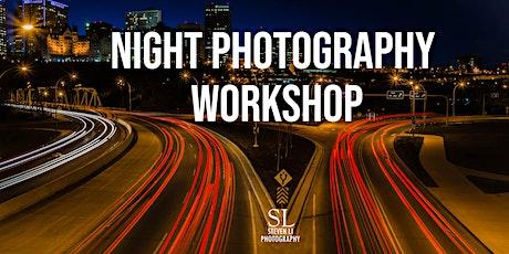 Night Photography Workshop (Round 2) tickets