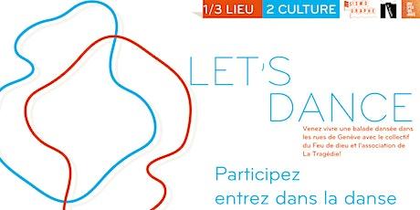 1/3 Lieu_2 Culture - S'approprier l'espace partagé du Grand Genève billets