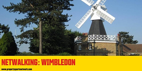 NETWALKING WIMBLEDON: Property & Construction networking in aid of LandAid tickets