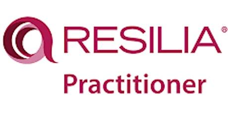RESILIA Practitioner 2 Days Training in Geneva tickets