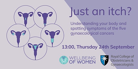 Just an itch? Spotting signs of gynaecological cancers tickets
