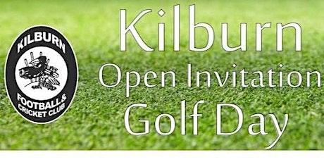 Kilburn Open Invitation Golf Day tickets
