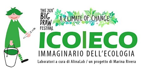 The Big Draw 2020 con Alinalab ICO|ECO - Ponteponente biglietti
