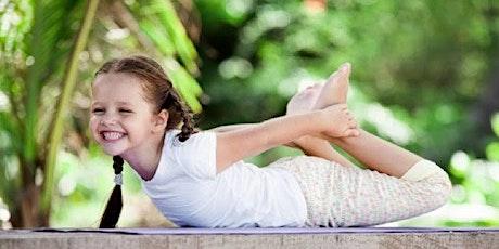 Kids In Flow - Children's  Yoga Workshop tickets