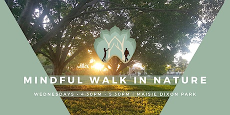 Mindfulness in Nature - Local community walks tickets